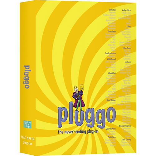 Cycling 74 Pluggo 3.0 Sound FX Bundle