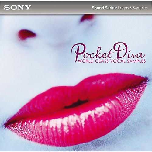 Sony Pocket Diva -World Class Vocal Samples
