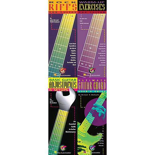 Hal Leonard Pocket Reference Value Pack Pocket Guide Series Written by Various Authors-thumbnail