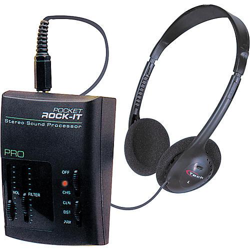 C Tech Pocket Rock-It Pro Headphone Amp