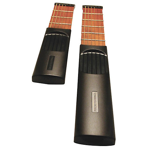 PocketStrings PocketStrings 6 Fret Black