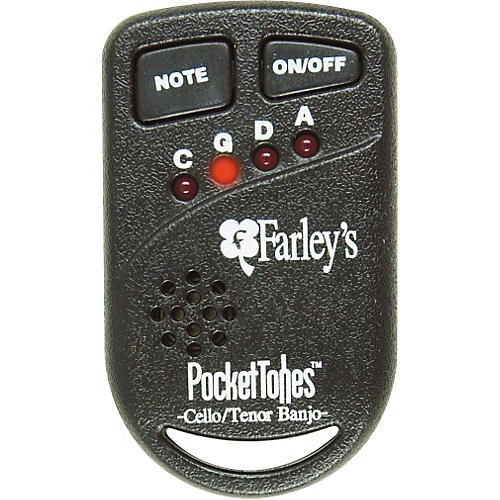 Farley's PocketTones Cello/Tenor Banjo Tuner
