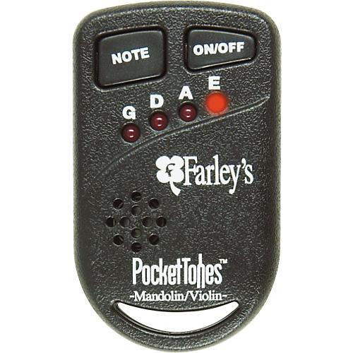 Farley's PocketTones Mandolin/Violin Tuner-thumbnail