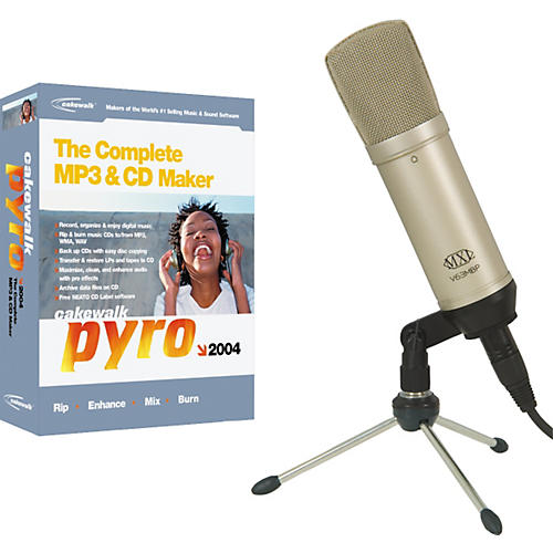 Musician's Gear Podcasting Production Kit #1 PC