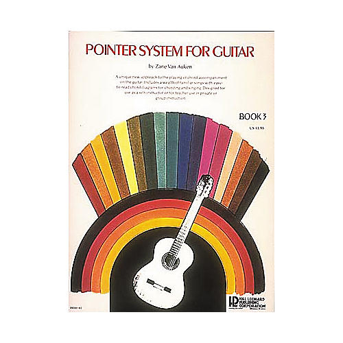 Hal Leonard Pointer System For Guitar 3 Book-thumbnail