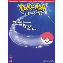 Cherry Lane Pokemon 2.B.A. Master For Easy Piano