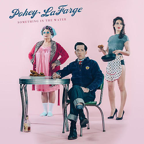 Alliance Pokey LaFarge - Something in the Water