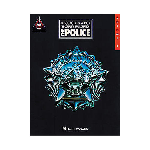 Hal Leonard Police - Complete Boxed Set - Volume 1 Book-thumbnail