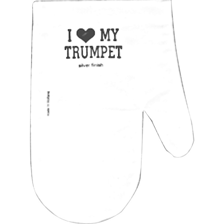 Standard Polishing Mitt for Trumpet For Silver