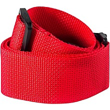 Dunlop Poly Guitar Strap Red