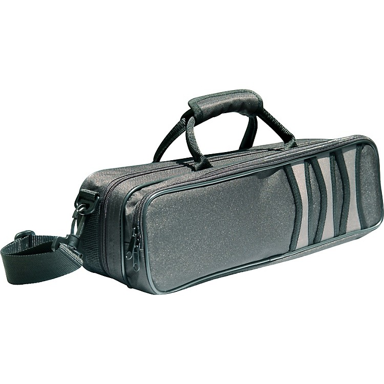 Ace Products Polyfoam Flute Case Black