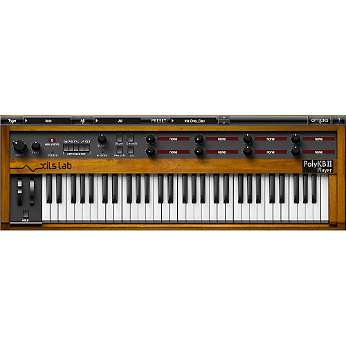 XILS lab Polyplayer Virtual Instrument-thumbnail
