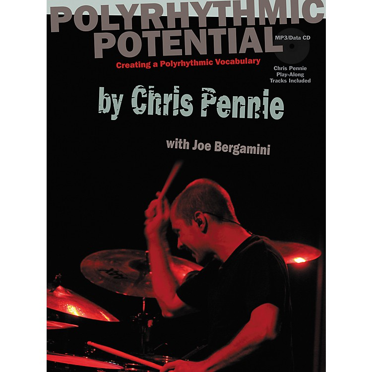 Carl Fischer Polyrhythmic Potential (Book/MP3/Data CD)