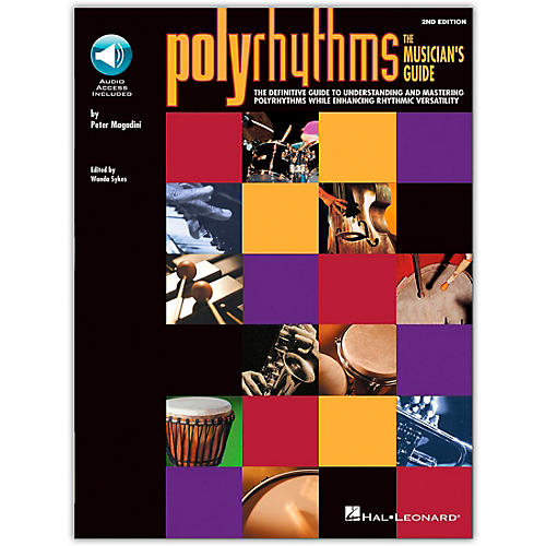 Hal Leonard Polyrhythms - The Musician's Guide Book/Online Audio-thumbnail