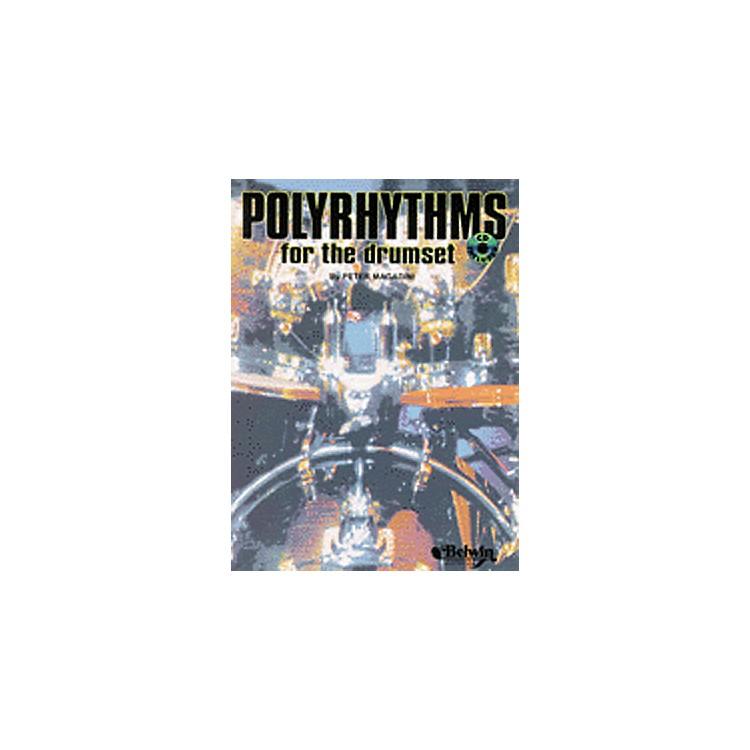 AlfredPolyrhythms for the Drumset (Book/CD)