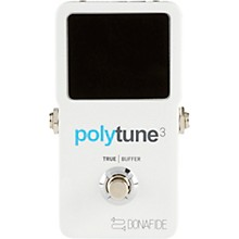 TC Electronic Polytune 3 Pedal Tuner
