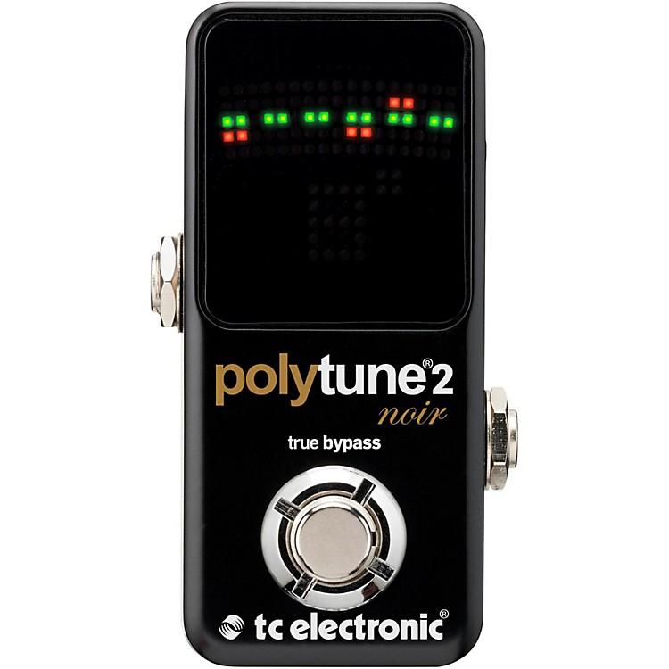 TC ElectronicPolytune Noir Mini 2 Pedal Tuner