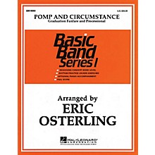 Hal Leonard Pomp and Circumstance Concert Band Level 1 Arranged by Eric Osterling