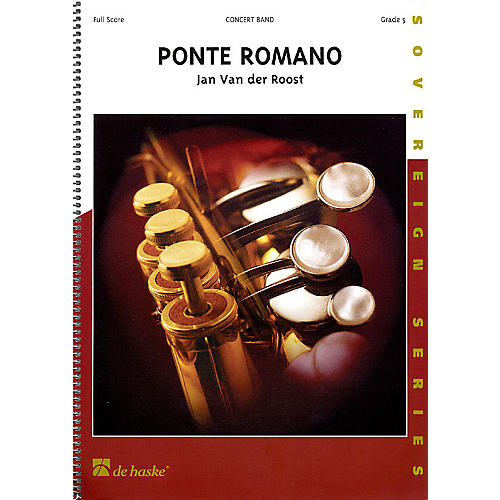 Hal Leonard Ponte Romano Sc Only Grade 5-6 Concert Band