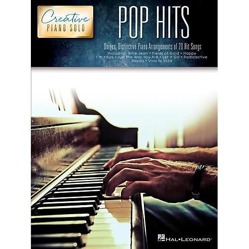 Hal Leonard Pop Hits - Creative Piano Solo Songbook