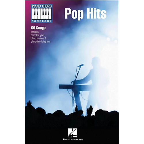 Hal Leonard Pop Hits - Piano Chord Songbook
