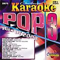 Chartbuster Karaoke Pop Hits 2008 Volume 3 Karaoke CD+G-thumbnail