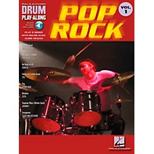 Hal Leonard Pop Rock Drum Play-Along Volume 1 Book with CD