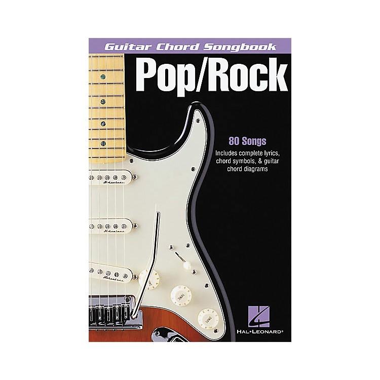 Hal LeonardPop/Rock Guitar Chord Songbook