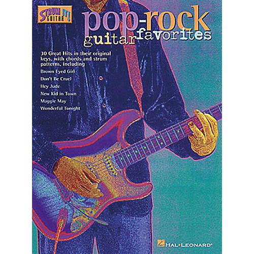 Hal Leonard Pop/Rock Guitar Favorites Guitar Tab Songbook
