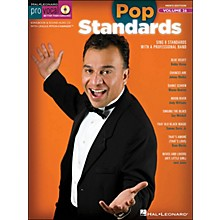 Hal Leonard Pop Standards - Pro Vocal Songbook & CD for Male Singers Volume 26