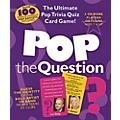 Music Sales Pop The Question - The Ultimate Pop Trivia Quiz Card Game