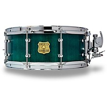 OUTLAW DRUMS Poplar Stave Snare Drum with Chrome Hardware