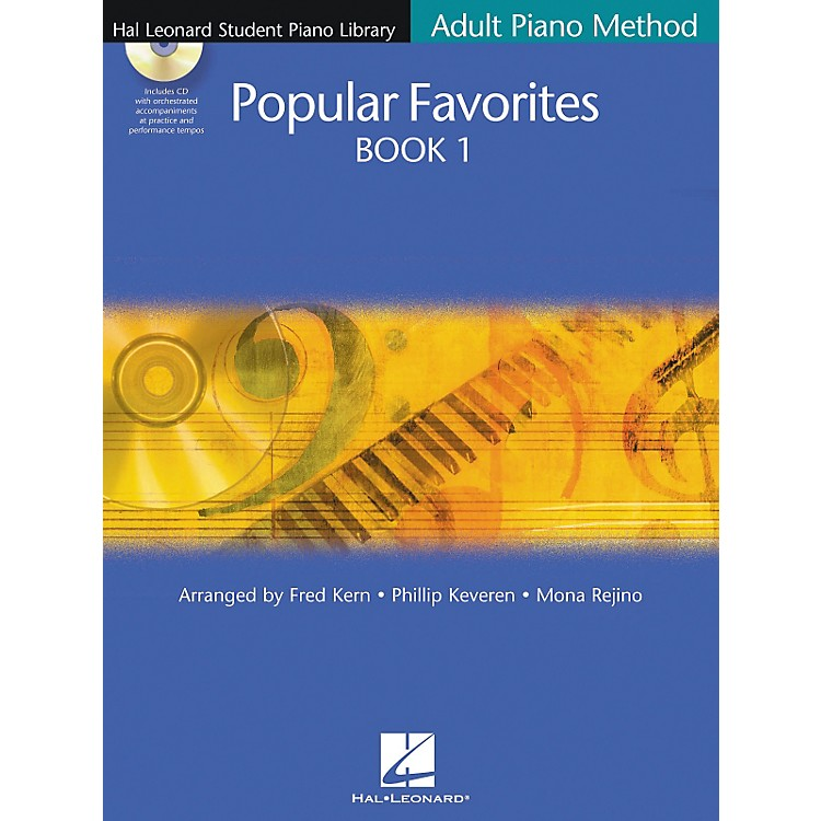 Hal Leonard Popular Favorites Book 1 (Book/CD)
