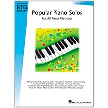 Hal Leonard Popular Piano Solos Book 1 Hal Leonard Student Piano Library bt Bill Boyd