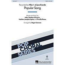 Hal Leonard Popular Song ShowTrax CD by Mika Arranged by Roger Emerson