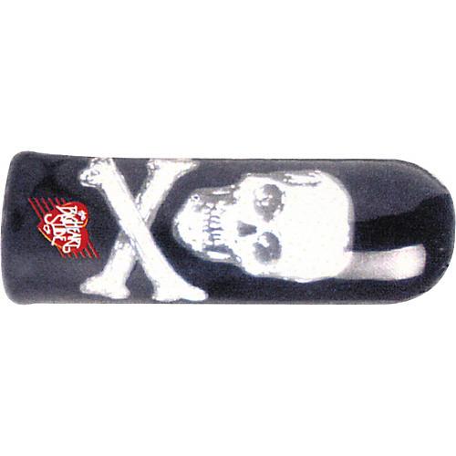 BigHeart Porcelain Skull and Crossbone Guitar Slide-thumbnail