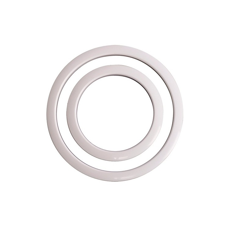 Gibraltar Port Hole Protector White 6 Inch