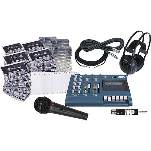 Tascam Porta 02 MKII Recording Package-thumbnail