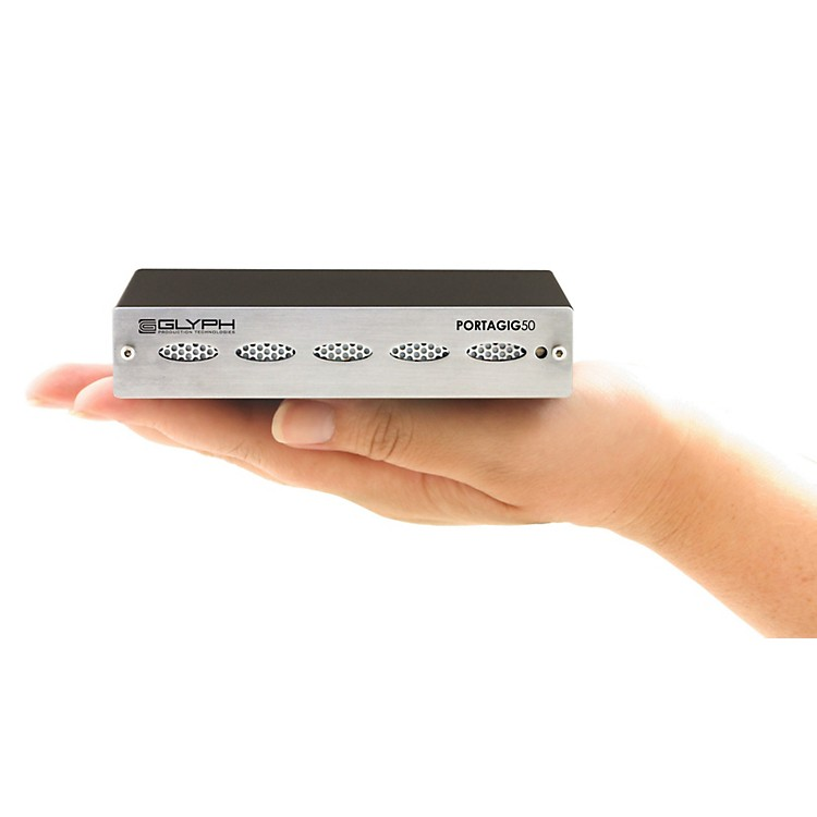 Glyph PortaGig 50 SSD Portable Solid-State Hard Drive