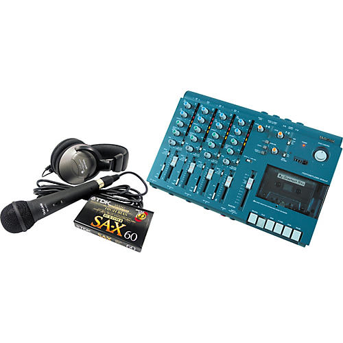TASCAM Portastudio 414MKII Start-Up Package