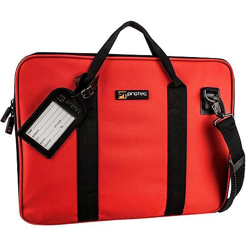 Protec Portfolio Bag Red