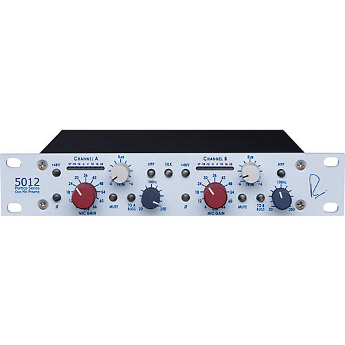 Rupert Neve Designs Portico 5012 Duo Mic Preamp-thumbnail