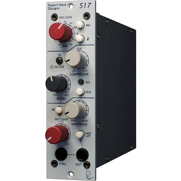 Rupert Neve DesignsPortico 517: 500 Series Mic Pre / DI / Comp