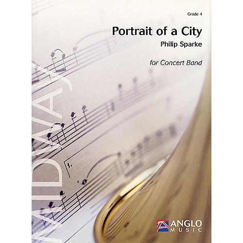 De Haske Music Portrait Of A City Midway Series Gr 4 Concert Band Full Score Full Score Concert Band-thumbnail