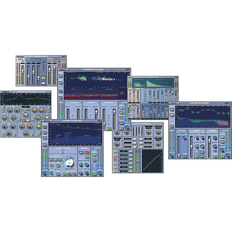 SonnoxPost Bundle (HD-HDX) Software Download