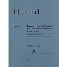 G. Henle Verlag Potpourri Op. 95 (Fantasy) Henle Music Folios Series Softcover