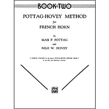 Alfred Pottag-Hovey Method for French Horn Book II