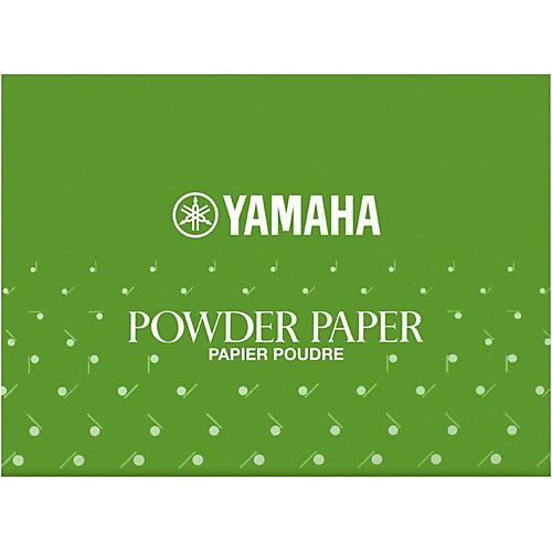 Powder Paper Yamaha
