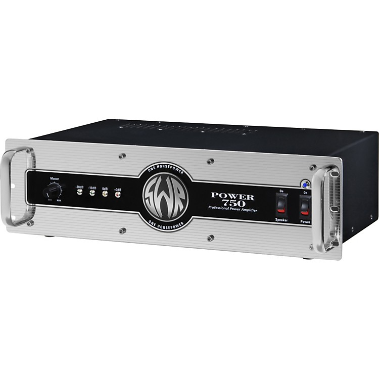 SWR Power 750 750W Bass Power Amp