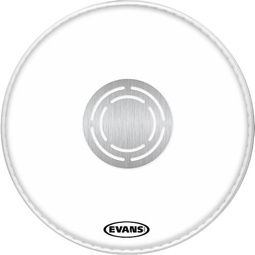 Evans Power Center Clear Batter Drumhead 15 Inch